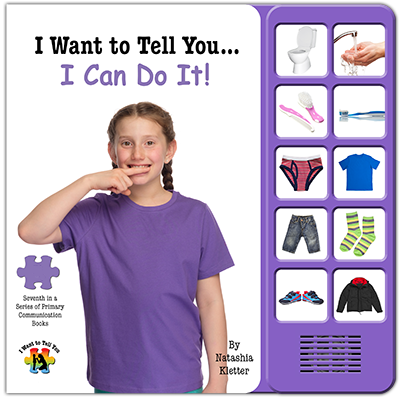 I Can Do It Book